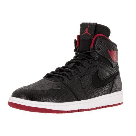 Nike Jordan Men's Air Jordan 1 Retro High Nouv /Gym Red/White Basketball Shoe