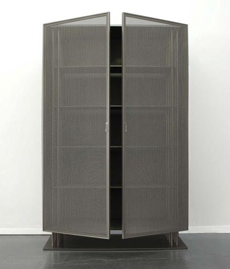 Hubert Armoire By Atelier D Amis Locker Storage Storage Cabinet