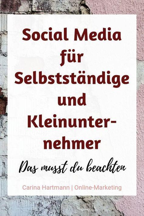 30 Do's and Dont's für dein Social Media Marketing   Carina Hartmann
