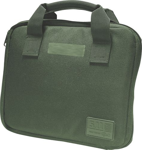 511 Tactical Pistol Case FTL58724OD Lockable - $32.04