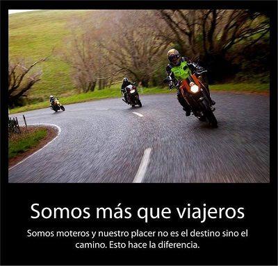 Imagenes De Moteros Con Frases Para Whatsapp Motos Frases