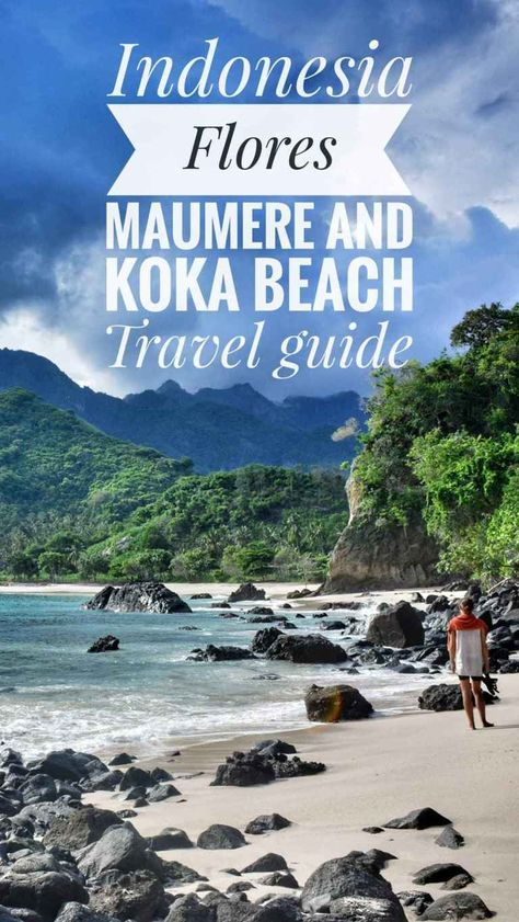 Maumere & Koka Beach Travel Guide: the best beach of Flores, Indonesia