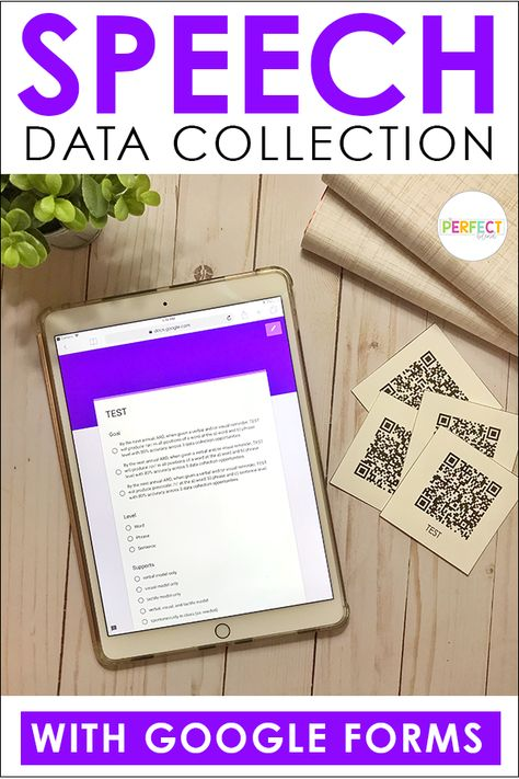Speech data collection with google forms