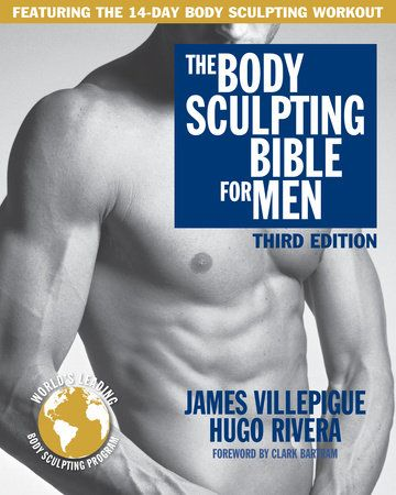 NEW EDITION FEATURING THE 14-DAY BODY SCULPTING WORKOUT AND MORE!    It's body sculpting at its best--the best exercises and the best trainingschedule out there, anywhere. Also includes a complete nutrition guide anddiet plan for maximum results.    The Body Sculpting Bible for Men, Third Edition is now bigger and better thanever! Now with updated and revised material, it contains all the originaldetailed exercises that made it a best-selling phenomenon, plus:  • New Rapid Body Sculpting Workout