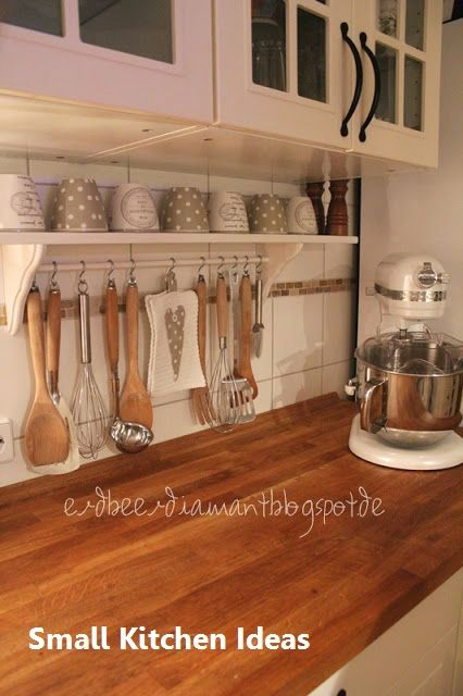 Sweet Small Kitchen Ideas And Great Kitchen Hacks For Diy Lovers