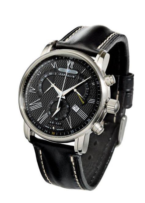 da31e763183 Luxusní pánské hodinky z kolekce LZ127 TRANSATLANTIC