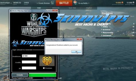 world of warships cheat engine