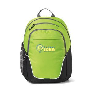 Mission Backpack Green Backpacks Stylish Travel Backpack Straps