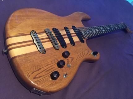 Rarität Aria Pro II Rev-Sound Series AlembicStyle Gitarre 80er J - ebay küchenmöbel gebraucht