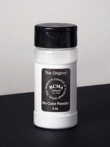 Rcma Makeup No Color Powder 3oz Rcma Makeup Color Powder Makeup