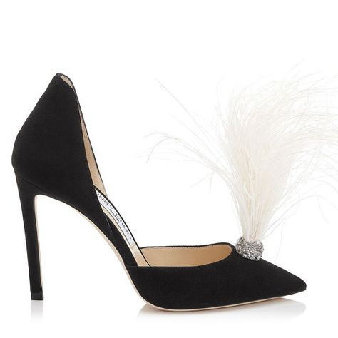 Shoes - Lillys Kloset | Lace up heels, Feather heels, Heels
