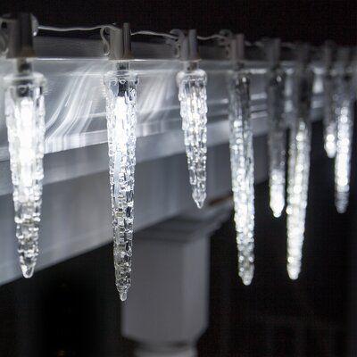 Wintergreen Lighting 25 Watt Equivalent 130 Volt Led Light Bulb Wayfair In 2020 White Christmas Lights Led Christmas Lights Led Icicle Lights