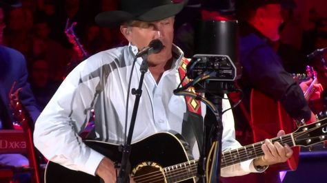 George Strait Denver 2014 - Give It All We Got Tonight by Kim Musgrove