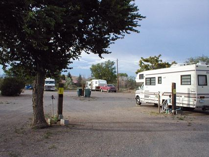 Turner Inn RV Park At Mountainair New Mexico United States