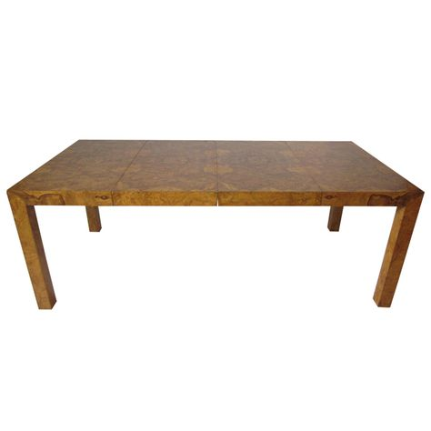 1stdibs Milo Baughman Dining Table Dining Table Dining Room