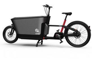 Carqon Electric Cargo Bike Luxurious Cargo Bike For Trendy Parents Electric Cargo Bike Cargo Bike Bike