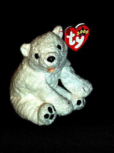 NEW 1998 Valentina the Bear Beanie Baby Babies RARE Typo Misprint Error  Gasport  8c98e5c2c2b3