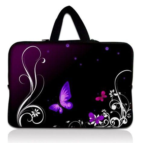 Neoprene Laptop Sleeve Case Bag For 10 10.1 12 13 13.3 14 15 15.6 17 Notebook PC
