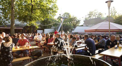 Prater Biergarten The Oldest Beer Garden In Berlin Beer Garden Beer Berlin