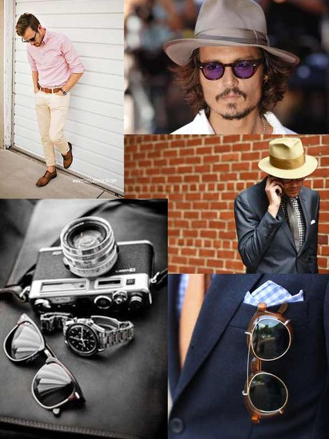 MEN: Must-Have Accessories For Summer – The Fashion Tag Blog