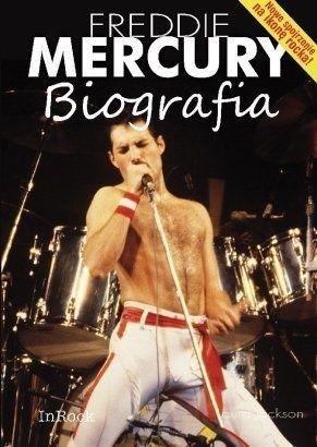 Fascynujaca Opowiesc O Zyciu Jednego Z Najlepszych Wokalistow Wszech Czasow Mercury Freddie Mercury Books