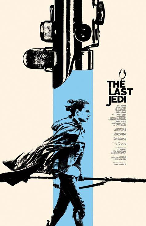 The Last Jedi Film Poster