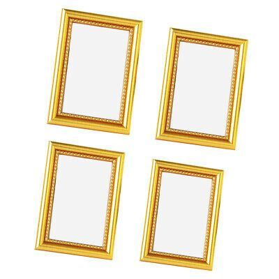 Details About 4pcs European Style Photo Frames Picture Frame Miniature 6 8 10 12inch In 2020 With Images Family Photo Frames Framed Wedding Photos Painting Frames