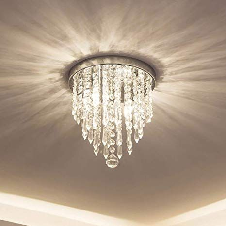Awesome Crystal Chandelier Lighting Fixtures Ideas Crystal