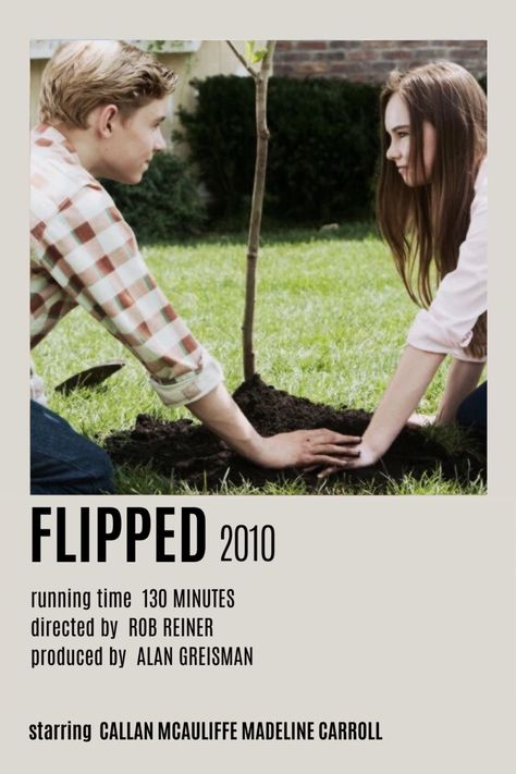 2.| FLIPPED movie.