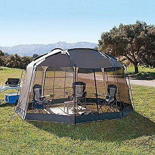Northwest Territory Family Cabin 8 Person Tent 14ft X Best 2017 & northwest territory family cabin 8 person tent | Dago Update