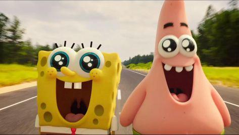 The SpongeBob Movie: Sponge Out of Water (2015) Desktop Wallpaper | Moviemania