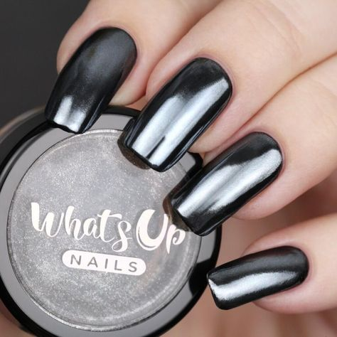 50 Eye-Catching Chrome Nails to Revolutionize Your Nail Game