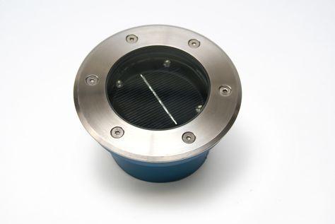 Solar Inbouwspots Tuin : Solar led lamp inbouwspot led mm deduurzametuin