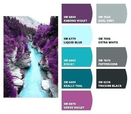 Plum Color Schemes Colors That Go With Best Purple