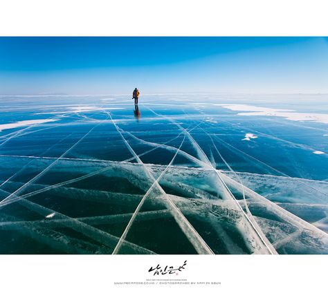 Lake Baikal, Siberia, Russia. Photo by ingeun Nam