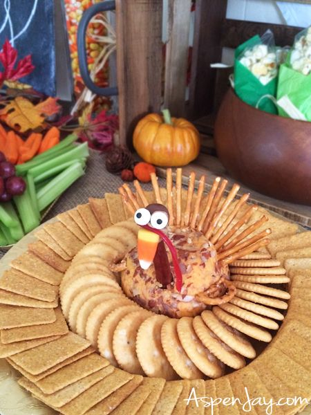 Fun Thanksgiving Food Ideas For A Preschool Party Thanksgiving