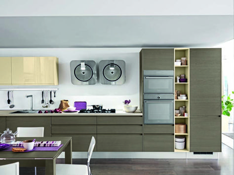 11 best LINDA / Cucine Lube Moderne images on Pinterest | Handle ...