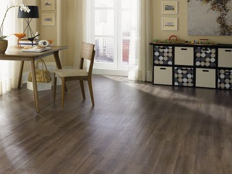 F0542 LF Classic Plank Flamed Oak Pewter INTERIOR    Floors - bodenbelag küche vinyl