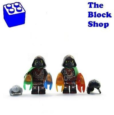 New Lego Time Twins Young Old 70626 Ninjago Dawn Of Iron