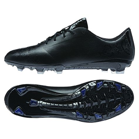 0c69ad6ecf1 Adidas F50 adizero Knight Pack TRX FG Soccer Cleats (Black)