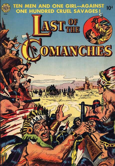 Son Komanci Last Of The Comanches 1953 Film Izle Turkce Dublaj Hd Kovboylar Film Izleme
