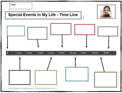 Free Blank Timelines Templates Free Blank History Timeline - timeline template for kids