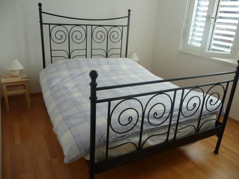 Ikea Black Bed Frame Black Bed Frame Black Bedding Bed