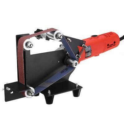 Sponsored Link Drillpro M10 M14 Angle Grinder Belt Sander Attachment Sanding Belt Adapter Use In 2020 Angle Grinder Belt Sander Belt