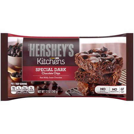 Food Baked Chips Hershey Recipes Dark Chocolate Chips