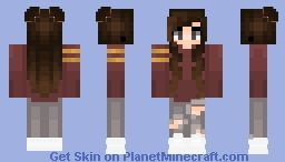 Going To Hogwarts The Best Gryffindor Skins For Minecraft Inspired By The Harry Potter Series Harry Potter Minecraft Minecraft Skins Minecraft