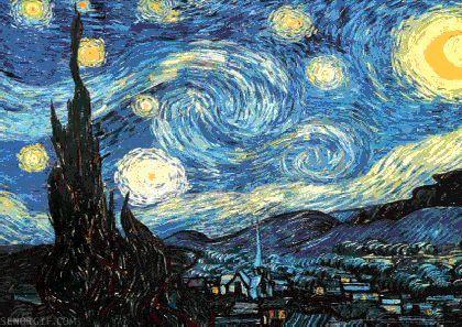 Vincent Van Gogh (1853-1890) Victima de la
