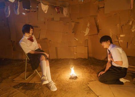 映画『惡の華』 こころありきのリアリズム|エンタメ!|NIKKEI STYLE