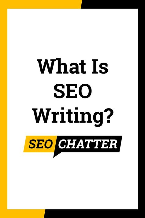What Is SEO Writing? + Content Writing Tips for SEO Articles