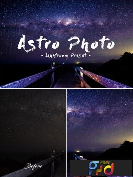 Astro Photography Lightroom Preset 3379513 Freepsdvn Lightroom Presets Free Astrophotography Lightroom Presets